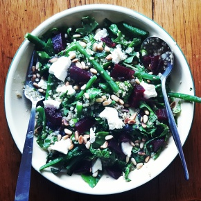 Beetroot and Quinoa Salad