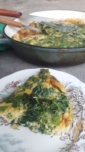MID-WEEK RECIPE: Herb Frittata