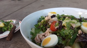 HEALTHY SALAD RECIPE: Tuna Nicoise