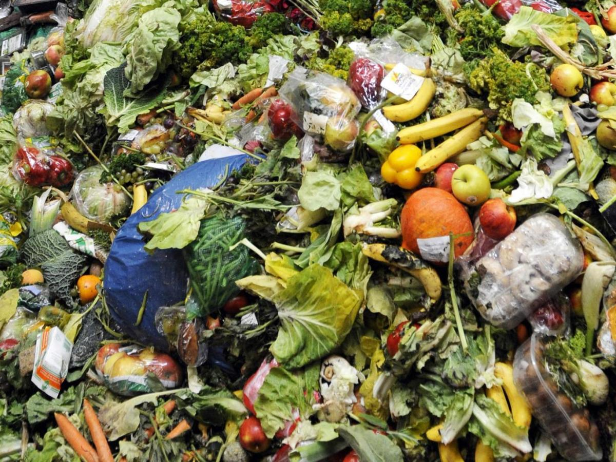 food waste getty